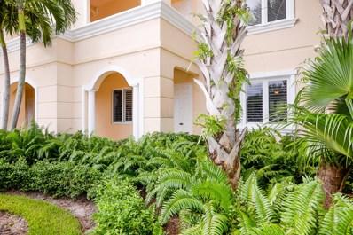 31 Harbour Isle Drive W UNIT 106, Hutchinson Island, FL 34949 - MLS#: RX-10475142