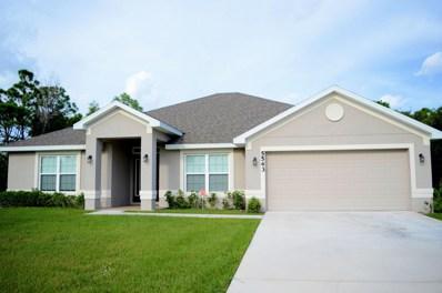 5543 NW Kappa Court, Port Saint Lucie, FL 34986 - MLS#: RX-10475162