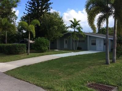 3692 Laurette Lane, Lake Worth, FL 33461 - MLS#: RX-10475208