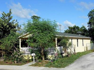 504 S C Street, Lake Worth, FL 33460 - MLS#: RX-10475323