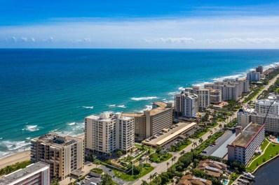 3015 S Ocean Boulevard UNIT 403, Highland Beach, FL 33487 - MLS#: RX-10475386
