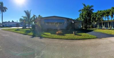 12375 S Military Trail UNIT Lot 139, Boynton Beach, FL 33436 - MLS#: RX-10475442