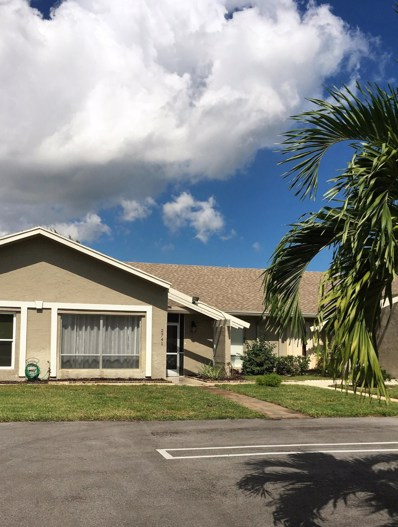 2741 Zorno Way, Delray Beach, FL 33445 - MLS#: RX-10475480