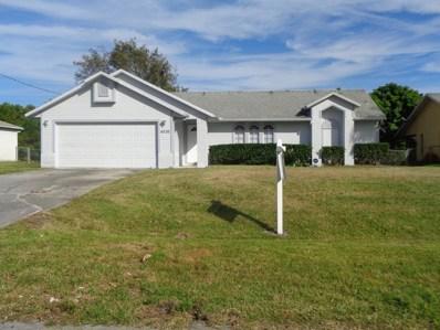 6520 NW Chugwater Circle, Port Saint Lucie, FL 34986 - MLS#: RX-10475518