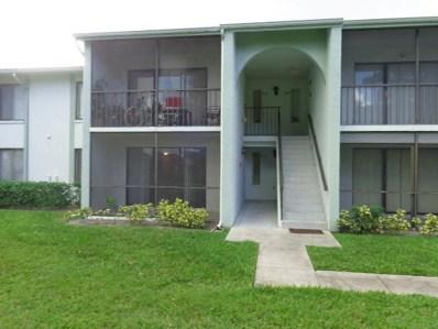 3744 Savoy Lane UNIT F1, West Palm Beach, FL 33417 - MLS#: RX-10475519