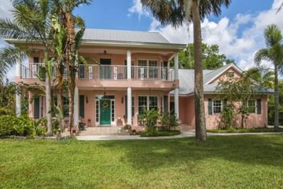 5450 Palmetto Avenue, Fort Pierce, FL 34982 - MLS#: RX-10475632