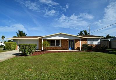 3447 NE Melba Drive, Jensen Beach, FL 34957 - MLS#: RX-10475734