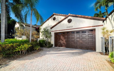 23443 Mirabella Circle S, Boca Raton, FL 33433 - MLS#: RX-10475781