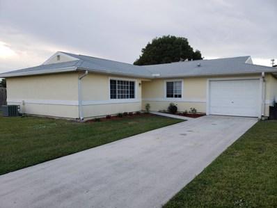1901 SE Milbrook Terrace, Port Saint Lucie, FL 34952 - MLS#: RX-10475786