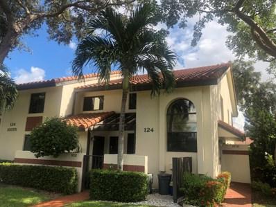 10375 S Circle Lake Drive UNIT 102, Boynton Beach, FL 33437 - MLS#: RX-10475814
