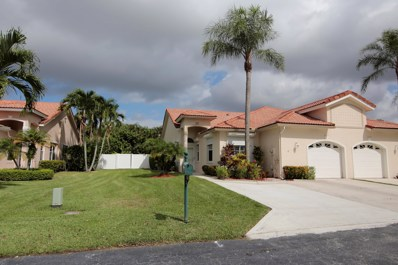 8663 Via Giula, Boca Raton, FL 33496 - MLS#: RX-10475815