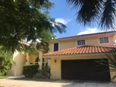 8500 SE Sabal Street, Hobe Sound, FL 33455 - MLS#: RX-10475857