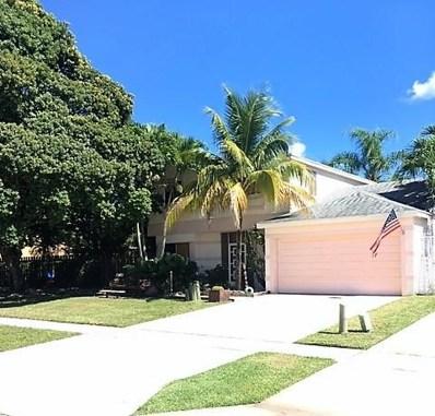 18636 Shauna Manor Drive, Boca Raton, FL 33496 - MLS#: RX-10475858