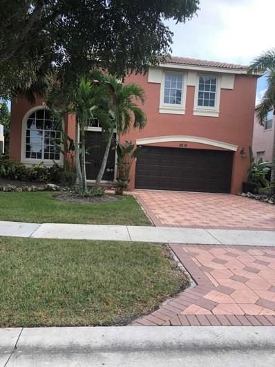 2814 Misty Oaks Circle, Royal Palm Beach, FL 33411 - #: RX-10475889