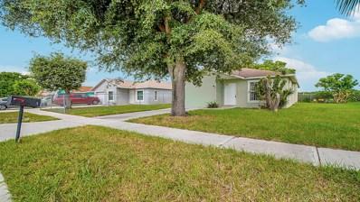 2648 W 28th Street, Riviera Beach, FL 33404 - MLS#: RX-10475940