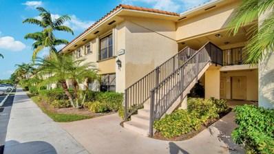 1480 Lake Crystal Drive UNIT H, West Palm Beach, FL 33411 - MLS#: RX-10475950
