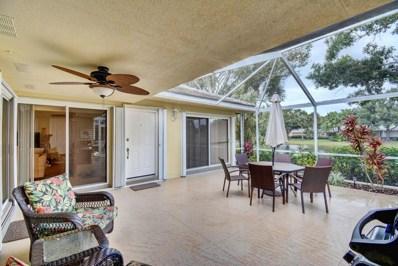 1215 NW Sun Terrace Circle UNIT C, Port Saint Lucie, FL 34986 - MLS#: RX-10475993