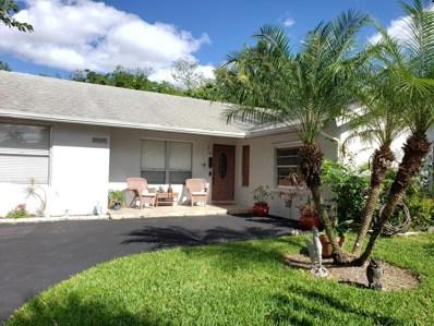 9399 Gettysburg Road, Boca Raton, FL 33434 - MLS#: RX-10476016