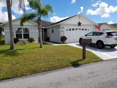 6718 Alemendra, Fort Pierce, FL 34951 - MLS#: RX-10476020