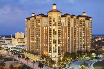 550 Okeechobee Boulevard UNIT 722, West Palm Beach, FL 33401 - MLS#: RX-10476074