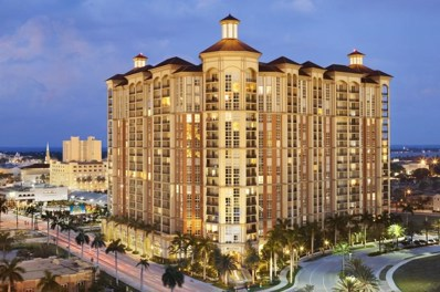 550 Okeechobee Boulevard UNIT 722, West Palm Beach, FL 33401 - #: RX-10476074