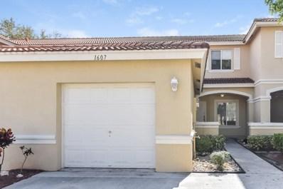1607 Cetona Drive, Boynton Beach, FL 33436 - #: RX-10476161