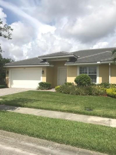 6105 NW Castlebay Lane, Port Saint Lucie, FL 34983 - MLS#: RX-10476207