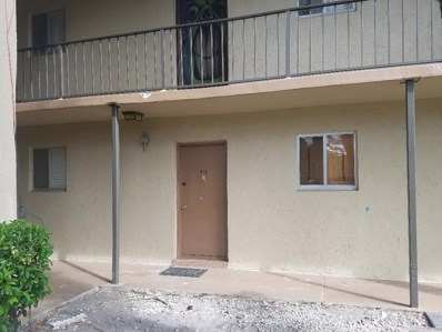 6112 Forest Hill Boulevard UNIT 103, West Palm Beach, FL 33415 - MLS#: RX-10476231