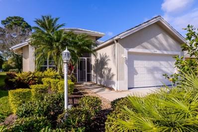 7343 Marsh Terrace, Port Saint Lucie, FL 34986 - MLS#: RX-10476266