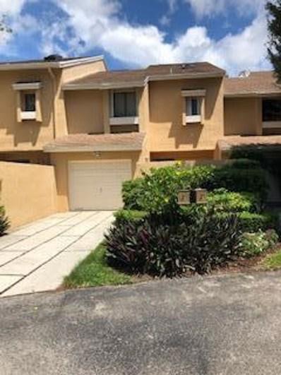 6535 Parkview Drive UNIT G, Boca Raton, FL 33433 - MLS#: RX-10476305