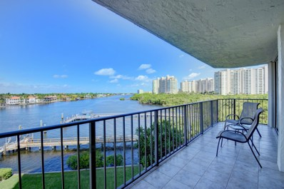 3912 S Ocean Boulevard UNIT 514, Highland Beach, FL 33487 - MLS#: RX-10476412