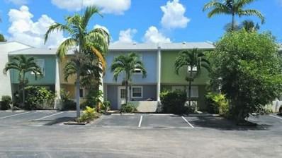 3139 SE Indian Street UNIT 7, Stuart, FL 34997 - MLS#: RX-10476423