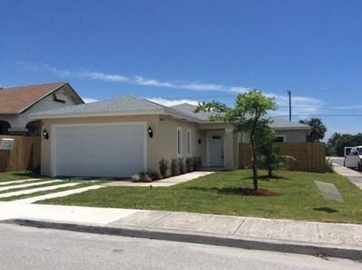 930 S N Street, Lake Worth, FL 33460 - MLS#: RX-10476435