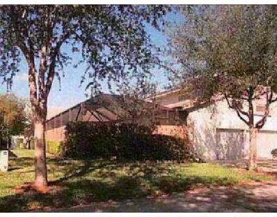 5198 Woodruff Lane, Palm Beach Gardens, FL 33418 - MLS#: RX-10476498