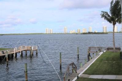 100 Lehane Terrace UNIT 27, North Palm Beach, FL 33408 - MLS#: RX-10476601