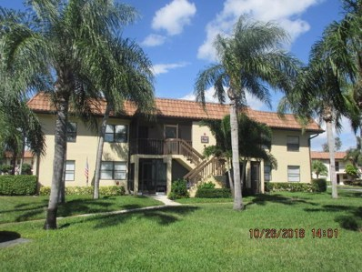 7197 Golf Colony Court UNIT 202, Lake Worth, FL 33467 - MLS#: RX-10476648