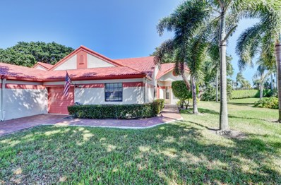 7960 Lexington Club Boulevard UNIT B, Delray Beach, FL 33446 - MLS#: RX-10476724