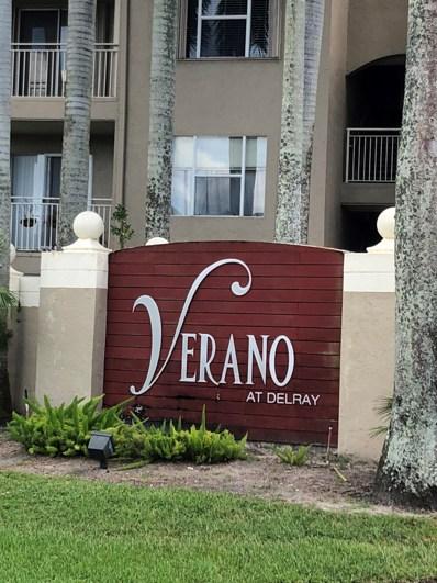 1705 Palm Cove Boulevard UNIT 1-305, Delray Beach, FL 33445 - MLS#: RX-10476735