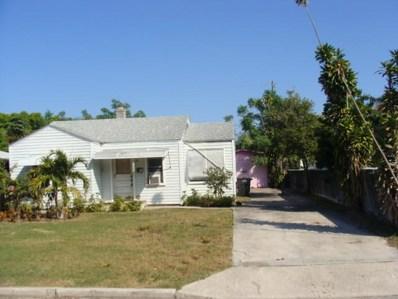 711 Tallapoosa Street, West Palm Beach, FL 33405 - MLS#: RX-10476759