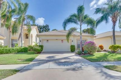 7628 Colony Palm Drive, Boynton Beach, FL 33436 - MLS#: RX-10476795