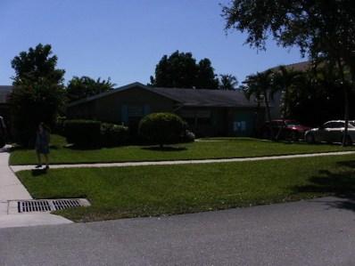 2268 Palmetto Road, West Palm Beach, FL 33406 - MLS#: RX-10476808