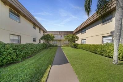 284 Saxony F, Delray Beach, FL 33446 - MLS#: RX-10476885