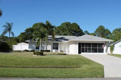 151 SW Grove Avenue, Port Saint Lucie, FL 34953 - MLS#: RX-10476933