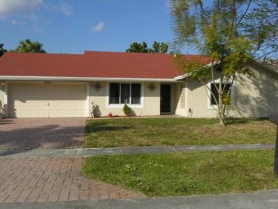 7311 NW 46 Street, Lauderhill, FL 33319 - #: RX-10476956
