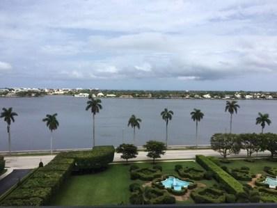 1701 S Flagler Drive UNIT 908, West Palm Beach, FL 33401 - MLS#: RX-10476971