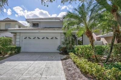 276 W Canterbury Drive W, Palm Beach Gardens, FL 33418 - MLS#: RX-10477024