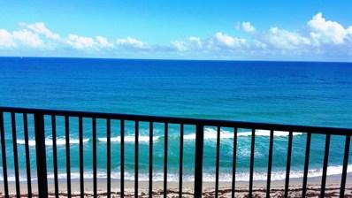 200 Beach Road UNIT 702, Tequesta, FL 33469 - MLS#: RX-10477058