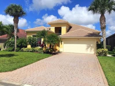 349 NW Stratford Lane, Port Saint Lucie, FL 34983 - MLS#: RX-10477071