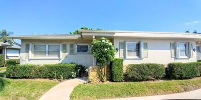 2701 Barkley Drive UNIT H, West Palm Beach, FL 33415 - MLS#: RX-10477089