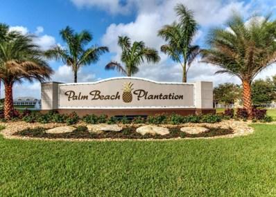 235 Belle Grove Lane, Royal Palm Beach, FL 33411 - MLS#: RX-10477098